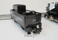 Lionel 1923100 United States U. S Army Lionchief 0-8-0 Steam Engine Train O Gauge