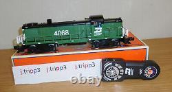 Lionel 1934050 Burlington Northern Bn Lionchief Rs-3 Diesel Engine Train O Gauge