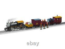 Lionel 2022090 The Polar Express Elf Work LionChief O Gauge Steam Train Set