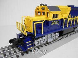 Lionel 2023150-e Alaska Lionchief Gp38 Diesel O Gauge Train Remote Bluetooth