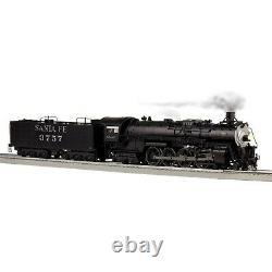 Lionel 2031180 Santa Fe LEGACY 4-8-4 Steam Loco #3757, O Gauge