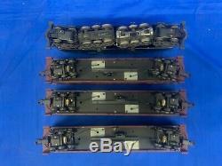 Lionel 2124W O Gauge 2332 BLACK GG-1 Madison Passenger Set with Boxes (RARE!)