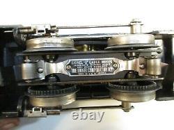 Lionel 262E 262T Black Nickel Trim Uncataloged Prewar O Gauge X4887
