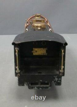 Lionel 384E Vintage Standard Gauge 2-4-0 Steam Locomotive with 384T Tender/Box