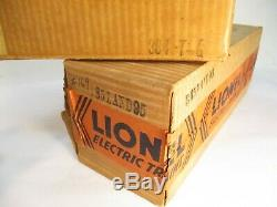 Lionel 385E Loco 384T Tender Gunmetal Copper/Brass OBs Standard Gauge X1972