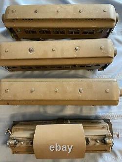 Lionel 402, 418, 419, 490 set standard gauge model train