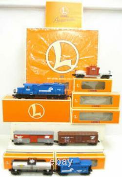 Lionel 6-11918 1997 Lionel Service Exclusive Conrail O Gauge Diesel Train Set MT