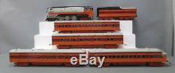 Lionel 6-13004 Standard Gauge Hiawatha Steam Locomotive with 4-Car Passenger Set