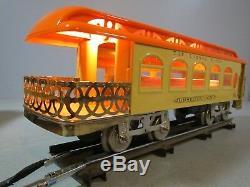 Lionel 6-13412 Standard Gauge Passenger Car Set O. B