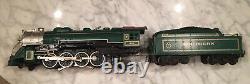 Lionel 6-18018 Southern 2-8-2 Mikado #4501 Locomotive O Gauge Train And Tender