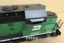Lionel 6-18241 Burlington Northern SD-60 Diesel Engine withTMCC/RS O-Gauge WARPED
