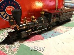 Lionel 6-18787 Pennsylvania 4-4-0 General Steam Engine Locomotive Train O Gauge