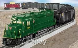 Lionel 6-31749 Pennsylvania Coal Train O Gauge Diesel Train Set with TMCC MT/Box