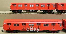 Lionel 6-31794 Legacy New York City Transit Authority R30 Subway Set O-Gauge
