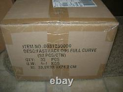 Lionel 6-81250 Fastrack Fast Track 32 Pieces O96 O-96 Curve Circle O Gauge Train