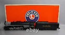 Lionel 6-84687 O Gauge Nickel Plate Road 2-8-4 Steam Locomotive & Tender #765 EX