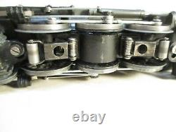 Lionel 763E Hudson Loco Gunmetal Restored Prewar O Gauge X6330