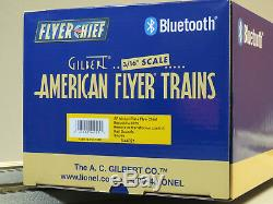 Lionel American Flyer Nkp Flyerchief Plus Engine & Tender S Gauge 6-44021 New