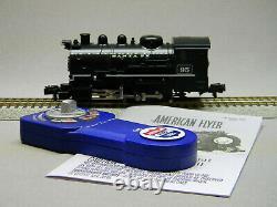 Lionel American Flyer Santa Fe Dockside Steam Engine #95 6-44044 S Gauge 6-44045