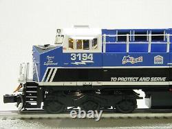 Lionel Bto Csx Legacy Es44ac Diesel Locomotive Engine #3194 O Gauge 2033630 New