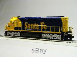 Lionel Bto Legacy Santa Fe Sd45 #5305 Bluetooth Diesel Engine O Gauge 6-85028