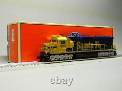 Lionel Bto Legacy Santa Fe Sd45 5319 Bluetooth Diesel Engine O Gauge 6-85029 New