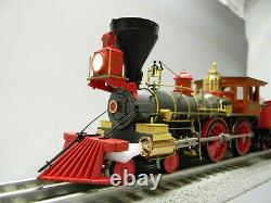 Lionel Central Pacific Leviathan 4-4-0 Locomotive Engine O Gauge 1931770 New
