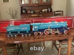 Lionel Classic Standard Gauge Blue Comet Set