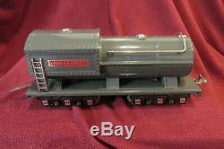 Lionel Classics 6-13108 Standard Gauge Gunmetal 2-400E Steam Locomotive & Tender