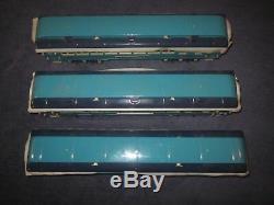 Lionel Classics 6-13408 Standard Gauge Blue Comet 421 422 420 Passenger Cars #MM
