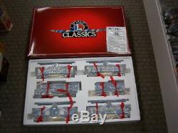 Lionel Classics O Gauge Tinplate Blue Comet 263E Passenger set 6-51004 New