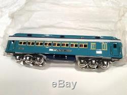 Lionel Classics Standard Gauge Blue Comet 3 Car Passenger Set No. 6-13408 NR