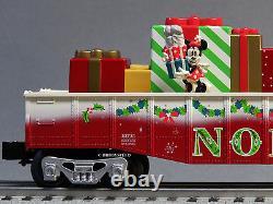 Lionel Disney Christmas Operating Gondola Chase Car 83964 O Gauge 6-82716-g New