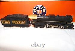 Lionel Elvis Presley Berkshire Steam Locomotive and Tender O gauge with Box