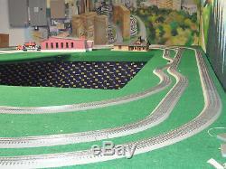 Lionel Fastrack 16fx12fx39 Oval Layout Fastrack O Gauge Trains
