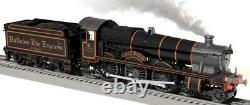 Lionel Hallows Eve Express 4-6-0 Steam Engine 6-18745! O Gauge Train Halloween