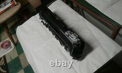 Lionel Legacy Up Fef-3 #8444 4-8-4 Northern Steam Locomotive O Gauge New In Box