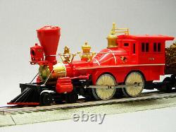 Lionel Lionchief Budweiser 4-4-0 Remote General Locomotive O Gauge 6-84754-e New
