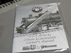 Lionel Lionchief Plus B&o Mikado Bluetooth Steam Engine O Gauge 6-83608 Lotgem