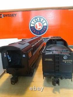 Lionel Norfolk and Western 4-8-4 Steam Locomotive 6-38026 O Gauge