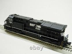 Lionel Ns Lionchief Et44c4 Diesel Locomotive Engine O Gauge 1923050-e New