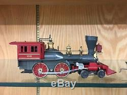 Lionel O27 Gauge 1800 General Frontier Gift Pack Set with 1862 Loco LNOB
