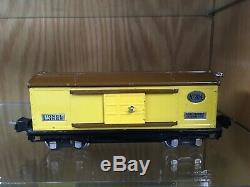 Lionel O Gauge 250E Hiawatha Freight Set with 250E Loco & 250W Tender c. 1937 Ex