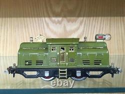 Lionel O Gauge 294 Set with 252 Loco, 2 x 529 Pullman and 530 Obs c. 1928 with SB