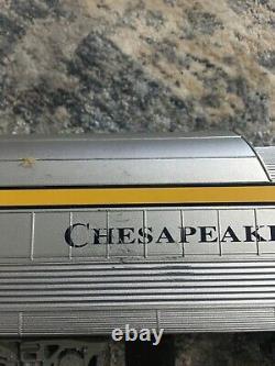 Lionel O Gauge 490 Chesapeake & Ohio Streamline Hudson Steam Engine No. 6-18043