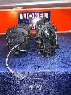 Lionel O Gauge 6-8615 L & N Berkshire 2-8-4 Steam Locomotive & Tender With Display