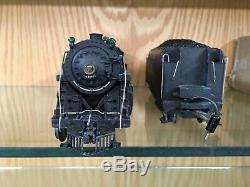 Lionel O Gauge 700E Loco & 700T Tender OB with Original Board 1937 Ex to Ex+