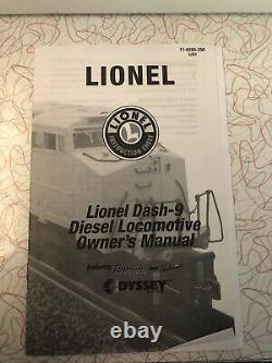 Lionel O Gauge Canadian National Dash 9-44 CW Diesel Locomotive #6-18287 C#129