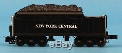 Lionel O Gauge Century 773 Hudson 4-6-4 Locomotive withTender & Display #6-18058U
