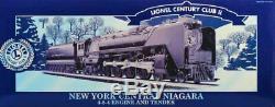 Lionel O Gauge New York Central Mohawk 4-8-2 Engine and Tender Glass #6-18009U